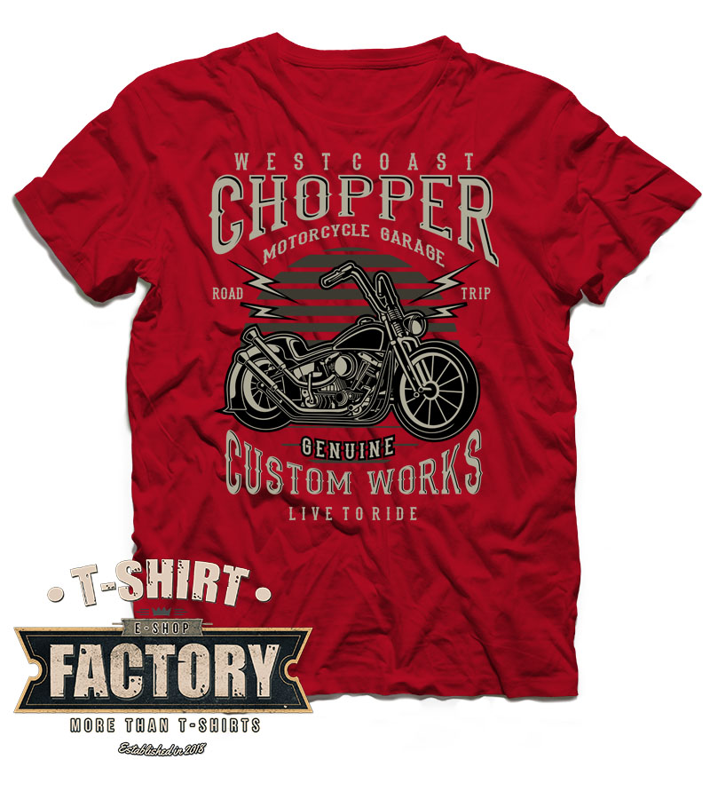 Tričko Choppers