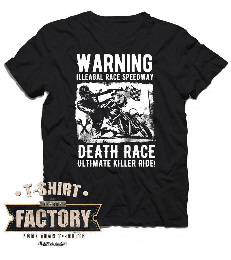 91ca3856b5e7 Tričko Illegal Race Speedway ...